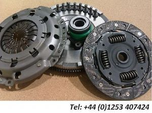 FORD MONDEO 130 TDCI 5 SPEED 2000-2007 SOLID FLYWHEEL, CLUTCH, CSC
